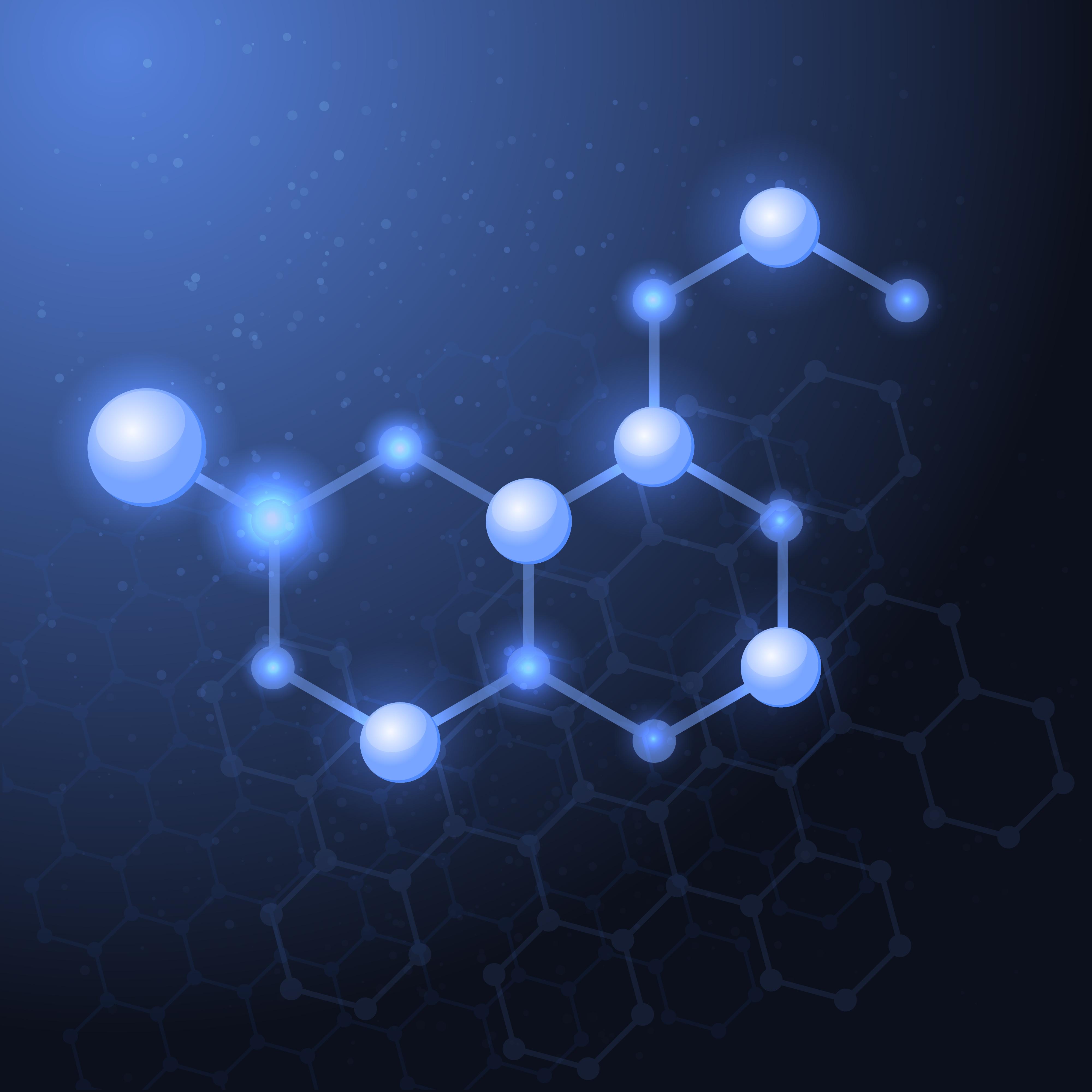 Serotonin_Molecule