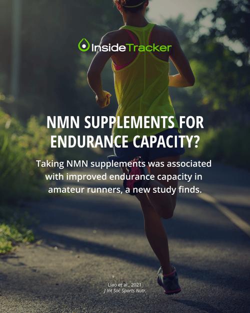 NMN endurance capacity 2