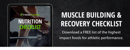 Muscle Building and Recovery Checklist