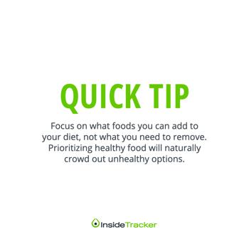 Quick Tip - Adding Foods-2