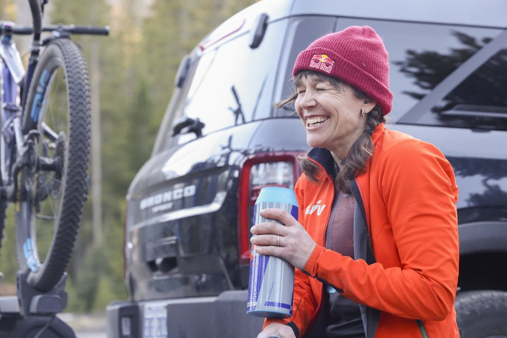 Rebecca Rusch on healthspan