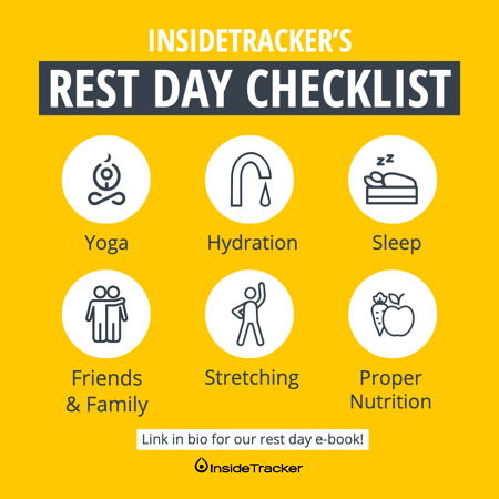 How to maximize your rest day