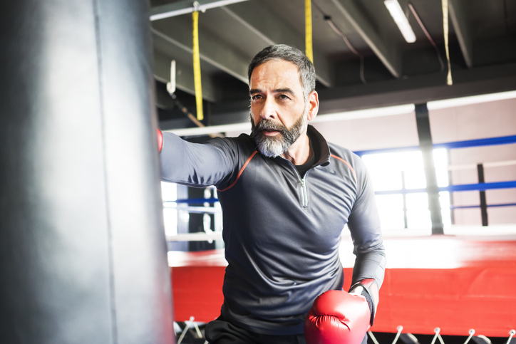 How to prevent age related muscle loss