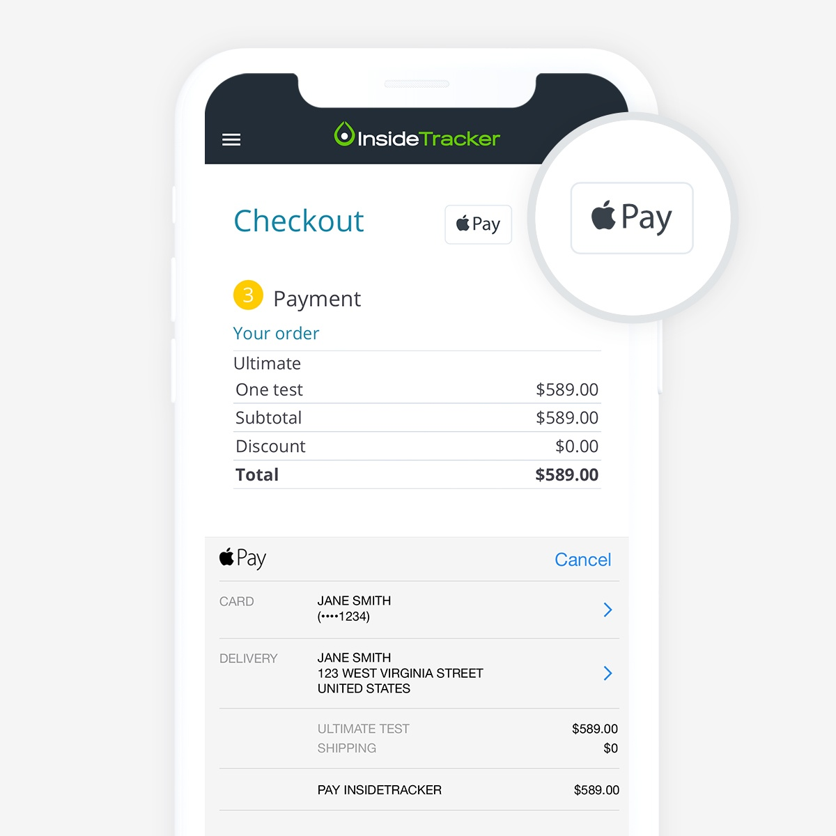 Square – Apple Pay