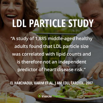 The Impact of HDL and LDL Cholesterol Particle Size on Heart Health 2