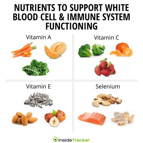 WBC nutrient