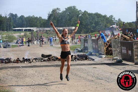 West virginia spartan 2017 win_ looks and wins do not equate health