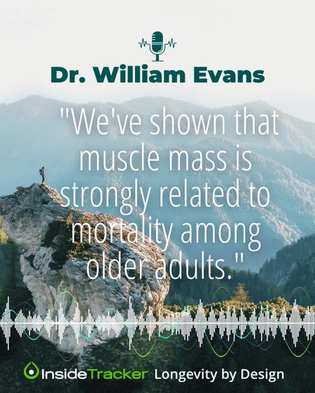 William Evans podcast 1