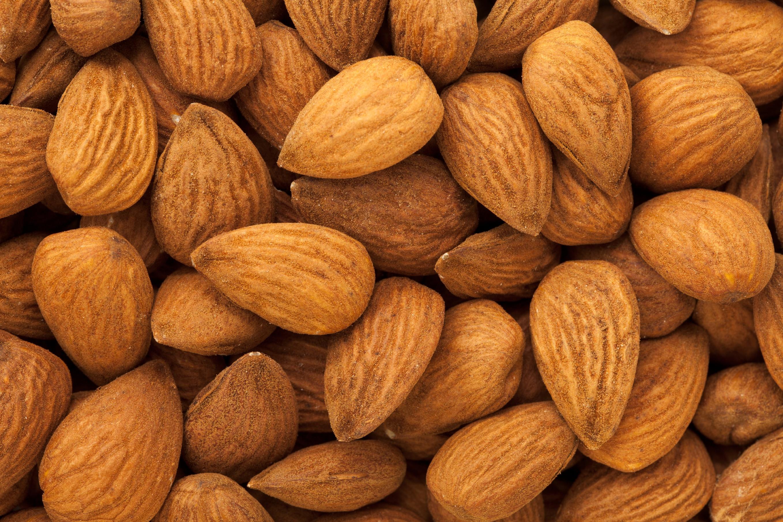 Almonds Reduce High Cholesterol Levels