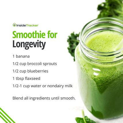 broccol sprout smoothie