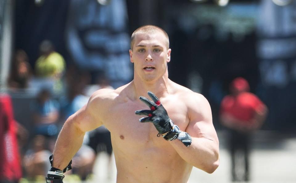 CrossFit Games Athlete Cole Sager