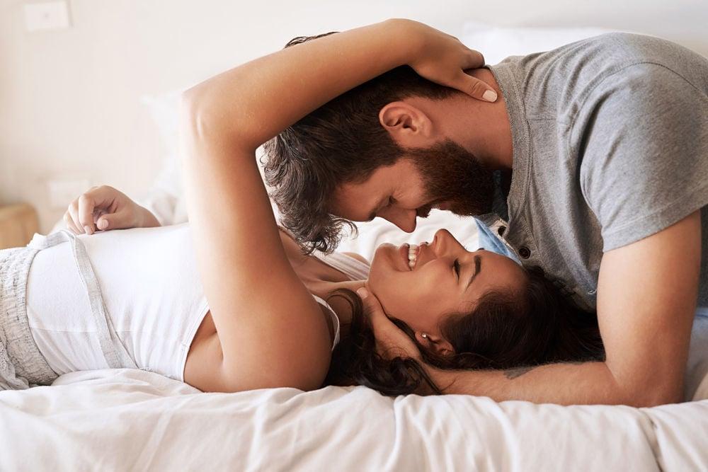 couple sexual activity wellness