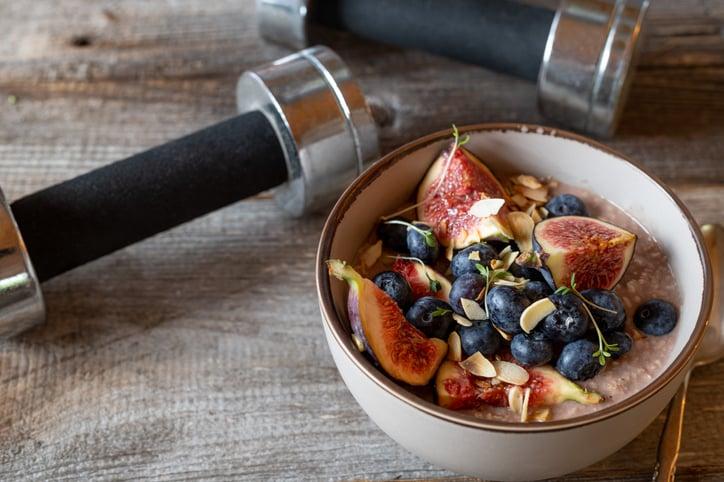 dietary fiber muscle gain fat loss