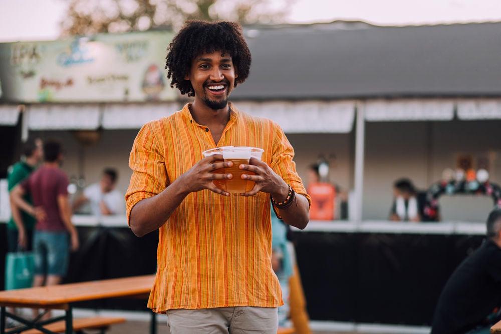 man beer summer alcohol