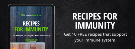 recipes for immunity banner
