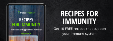 recipes for immunity banner