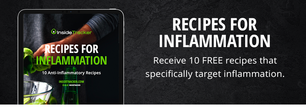 10 recipes for inflammation