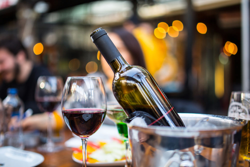 resveratrol wine coq10 aging longevity