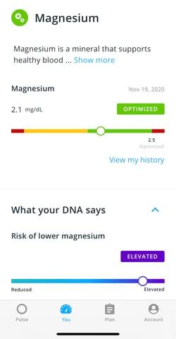 shalane magnesium