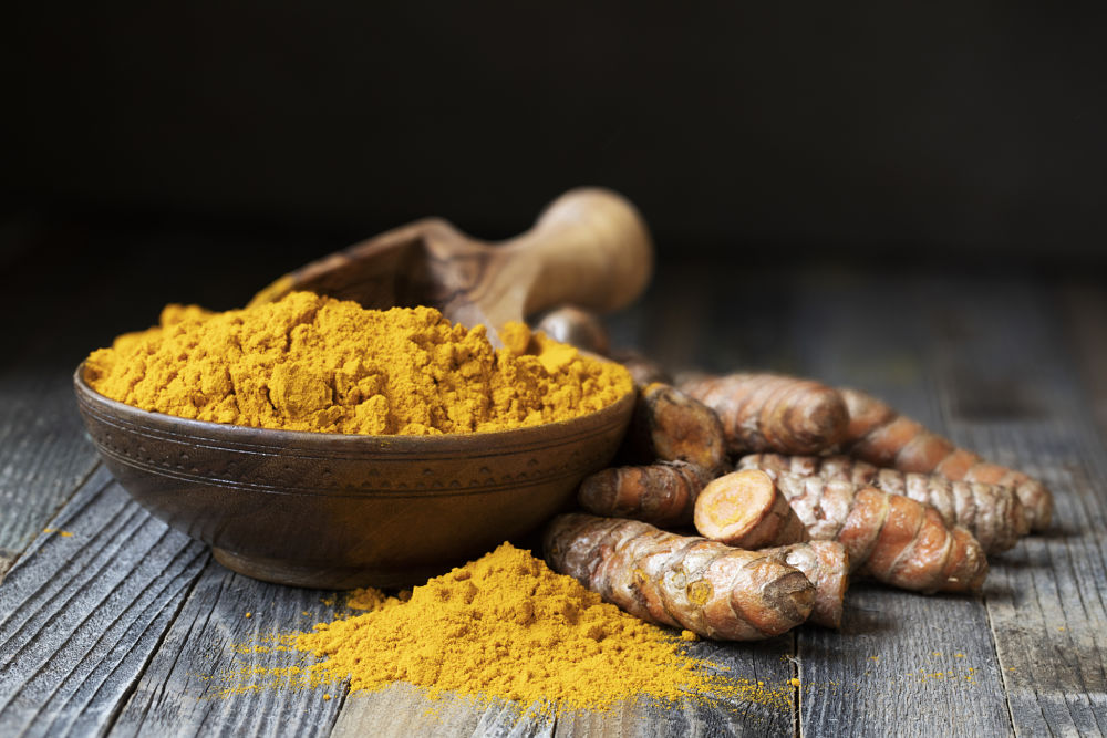 Turmeric's effect on inflammation