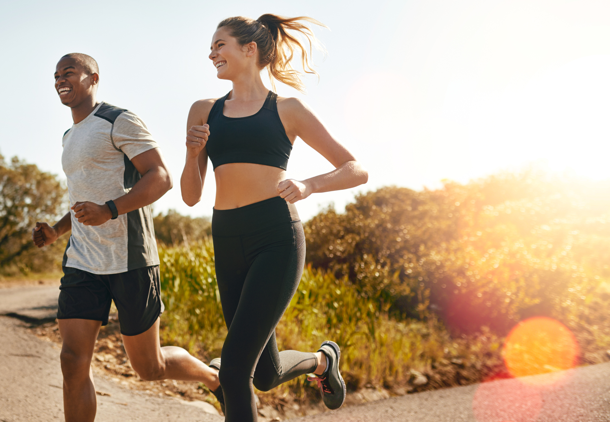 vitamin d-sun-running