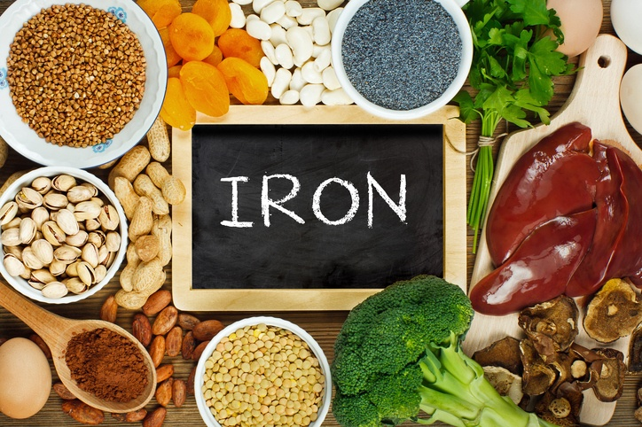 Here's How Inflammation Affects Your Iron Levels