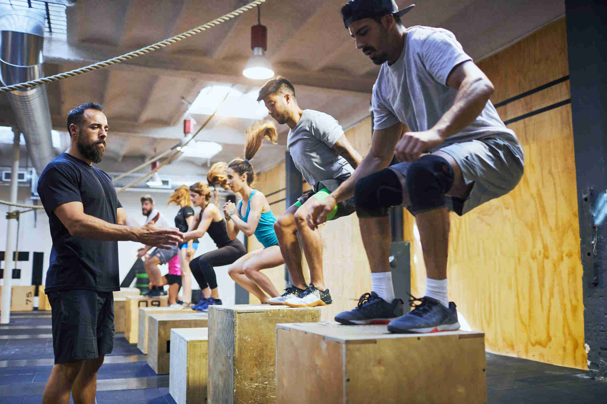 How to be a great CrossFit coach