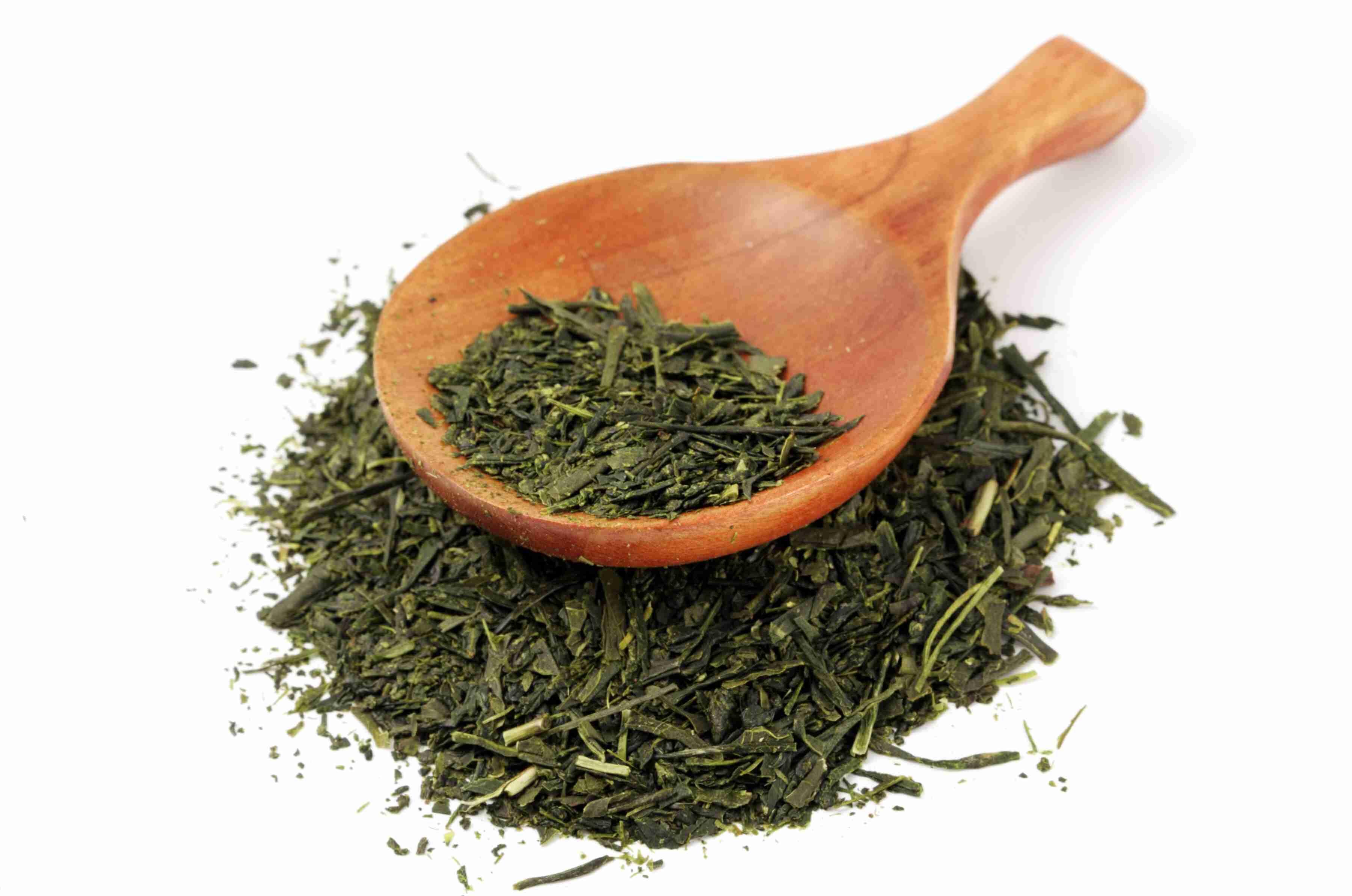 raw_green_tea