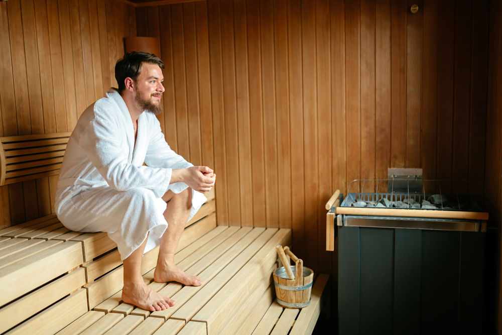 sauna cryotherapy effects